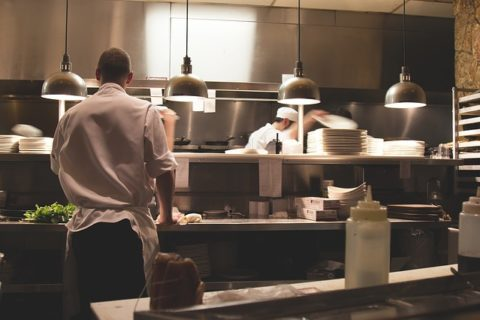 nettoyage cuisine restaurant