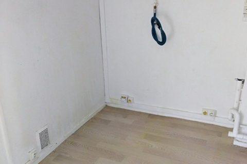 Nettoyage appartement insalubre